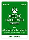 Xbox Game Pass | 6 Monate Mitgliedschaft | Xbox - Download Code