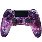 CNMLGB Playstation 4 Wireless Controller, Bluetooth Wireless-Joystick für PS4 Controller Fit Für Playstation Gamepad Für PS4 - Klassisch cool,F6