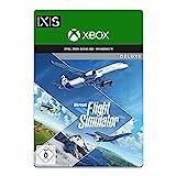 Microsoft Flight Simulator Deluxe Edition | Digitaler Code für PC und Xbox Series X|S