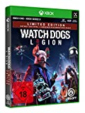 Watch Dogs Legion Limited Edition - exklusiv bei Amazon | Uncut - [Xbox One, Xbox Series X]
