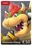 Nintendo eShop Card | 50 EUR Guthaben | Download Code