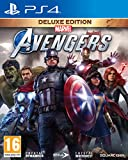 Square Enix Marvel's Avengers Deluxe Edition (inkl. kostenloses Upgrade auf PS5) (PS4) (PEGI-AT)