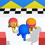 Fun Silly Royale Race : Cute Rivals Run fall guys 3d