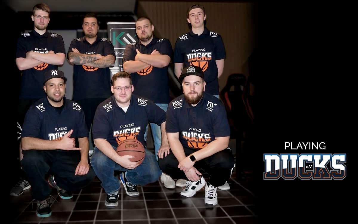 Playing Ducks starten mit NBA-Team durch | gaming-grounds.de
