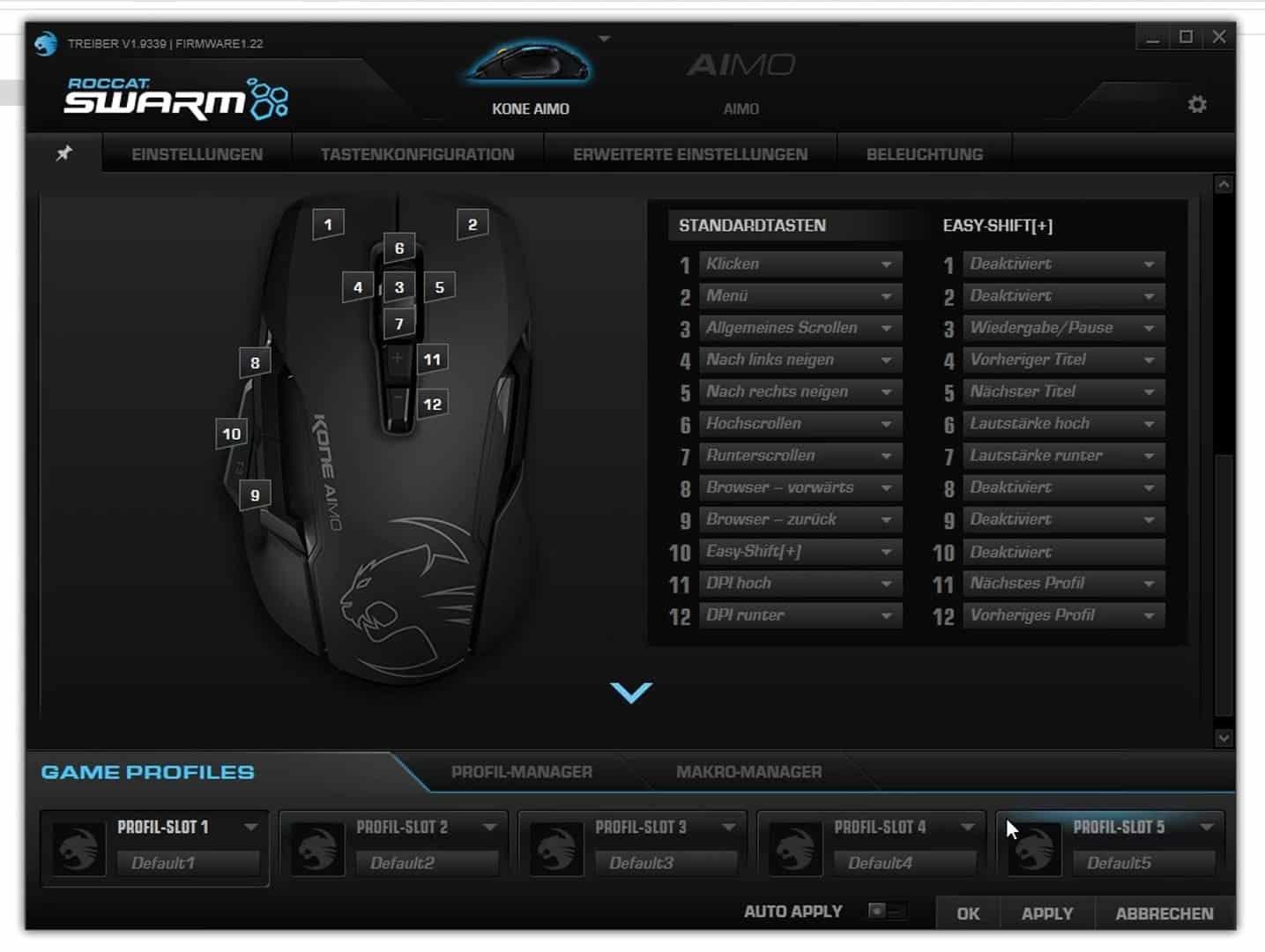 Hardware-Check: ROCCAT Kone AIMO Gaming-Maus