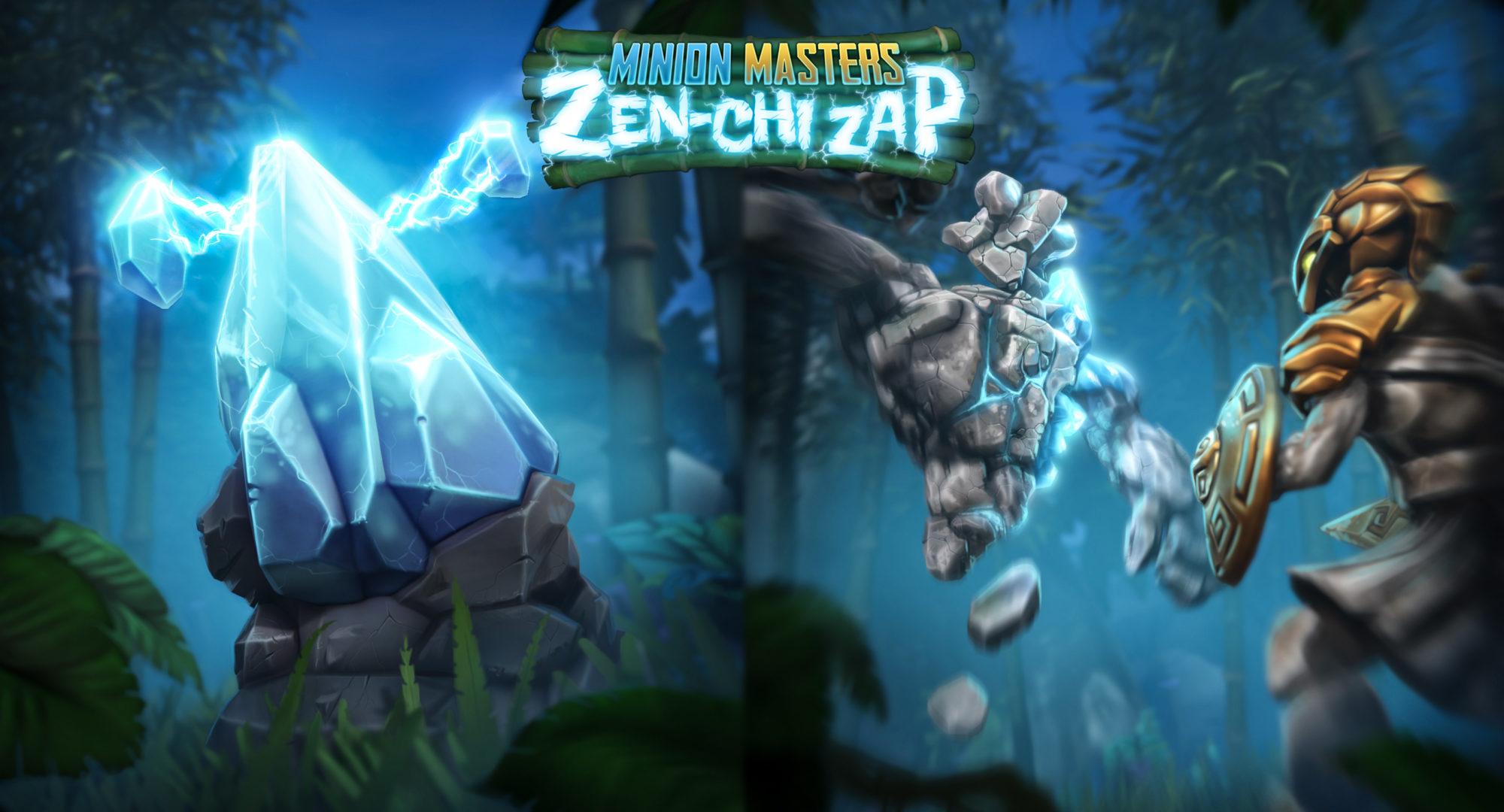 "Minion Masters: Neue Saison ""Zen-Shi Zap"" steht bevor | gaming"