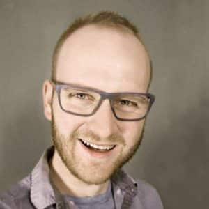 Spielejournalist Alexander Panknin