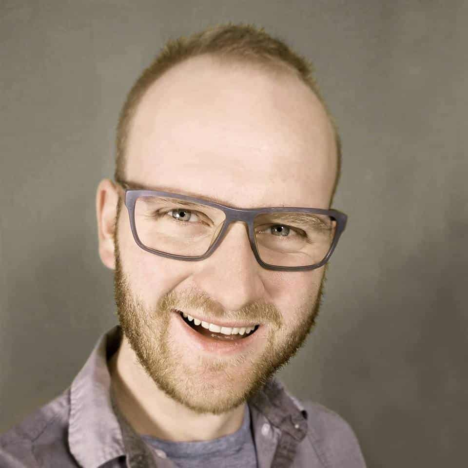 Spiele-Journalist Alexander Panknin