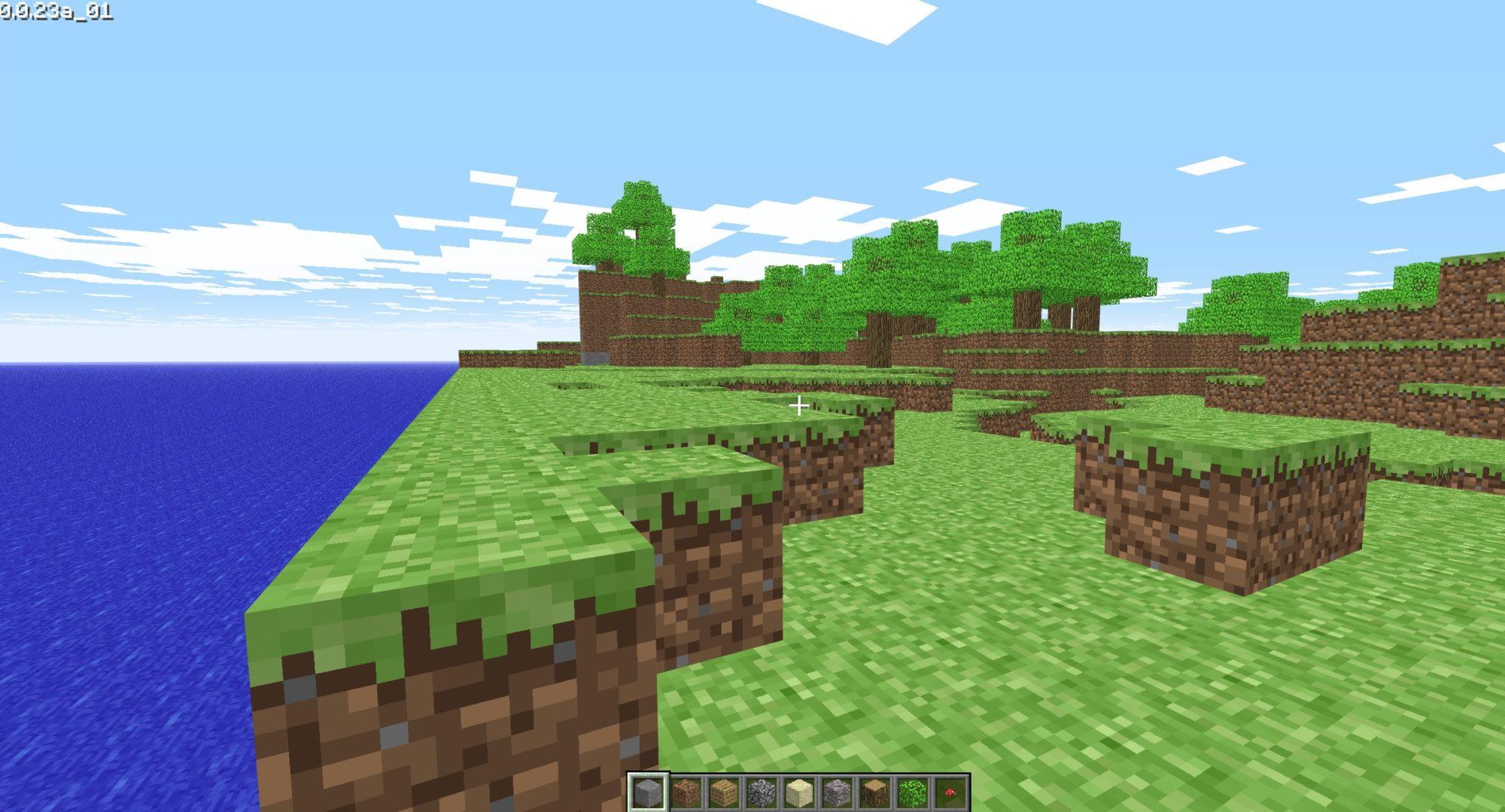 Minecraft-Classic zum Jubiläum kostenlos für alle  gaming-grounds.de