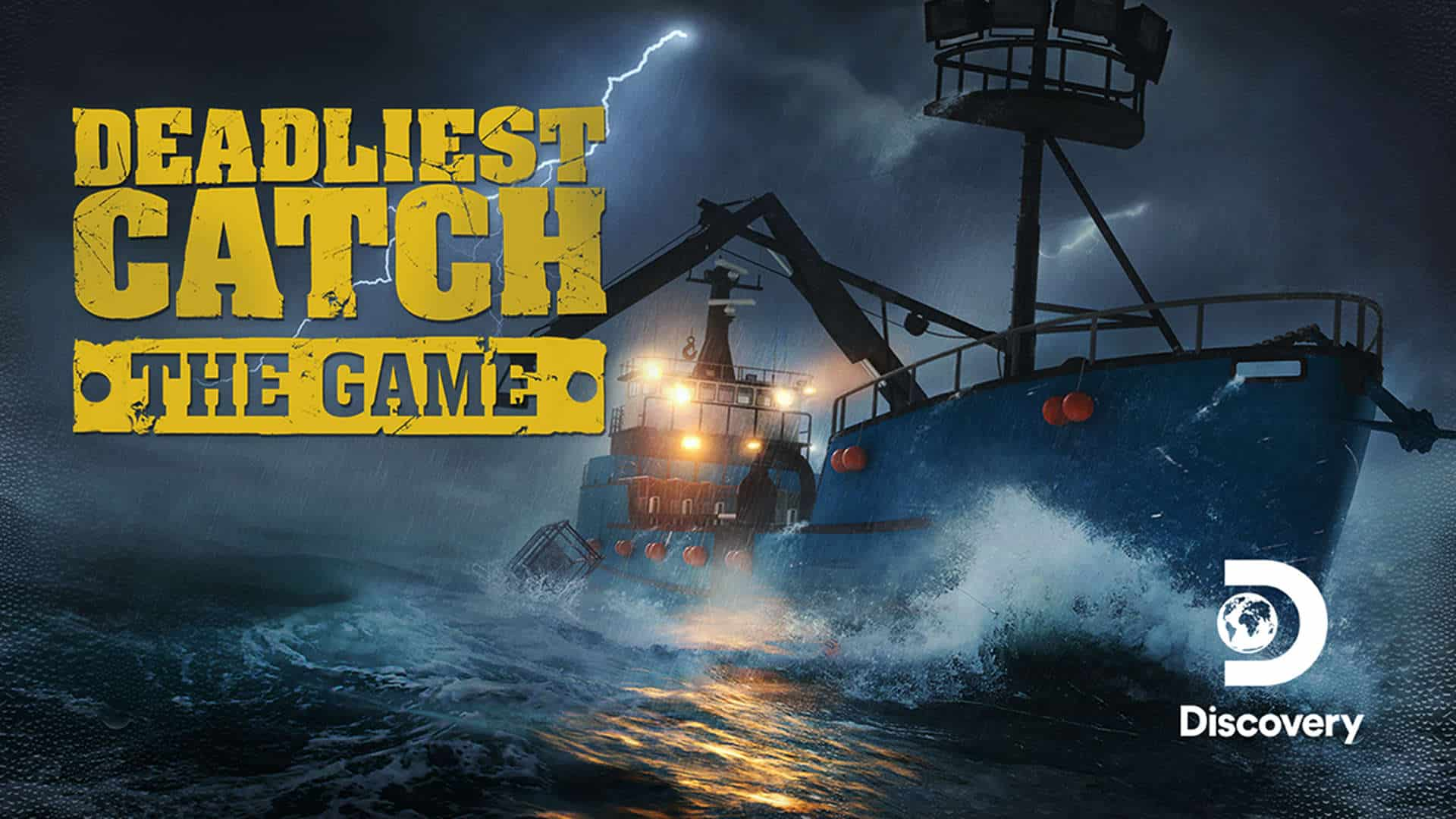Deadliest Catch The Game 01 press material