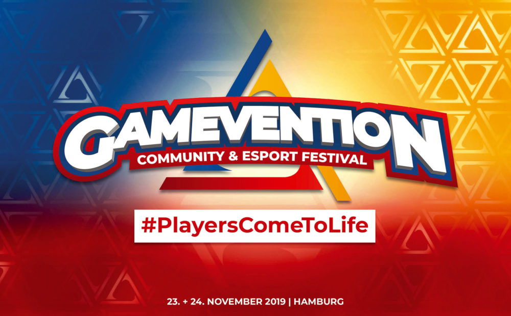 GAMEVENTION 2019 Logo babt