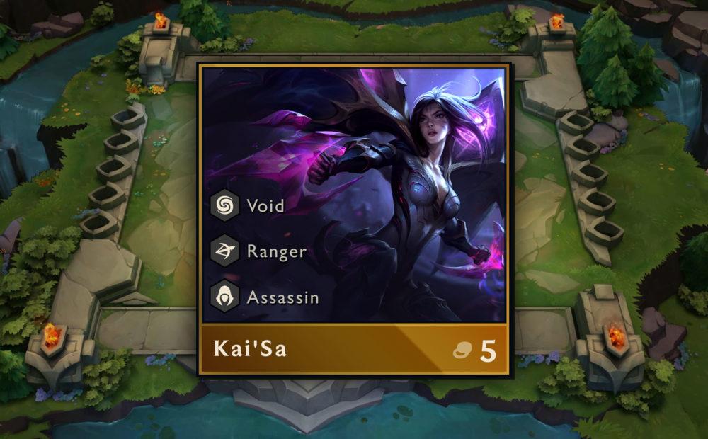 KaiSa neuer Champ