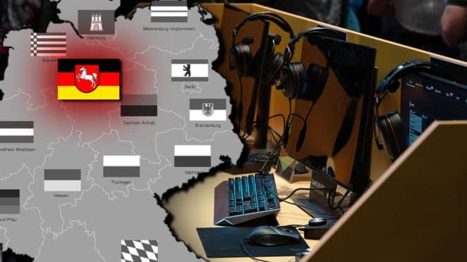 Niedersachsen gaming und esport