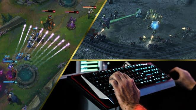 RTS Genre Header