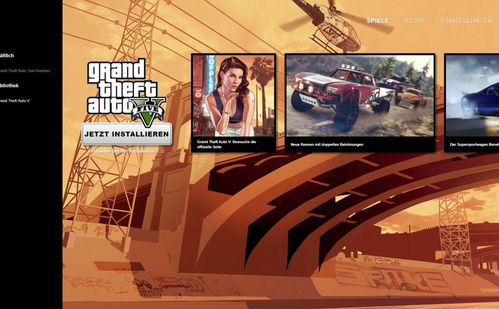 Rockstar Games Launcher babt