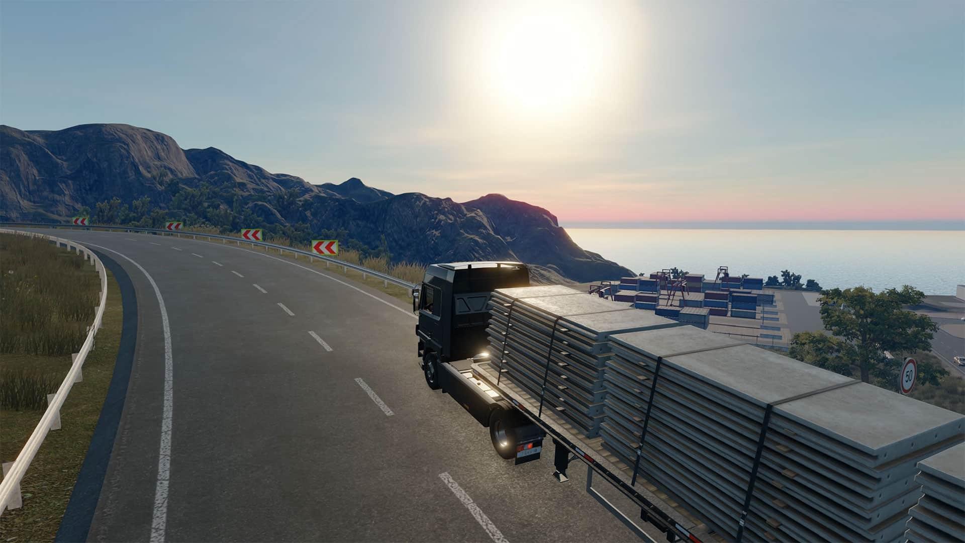 Truck Driver Highground babt