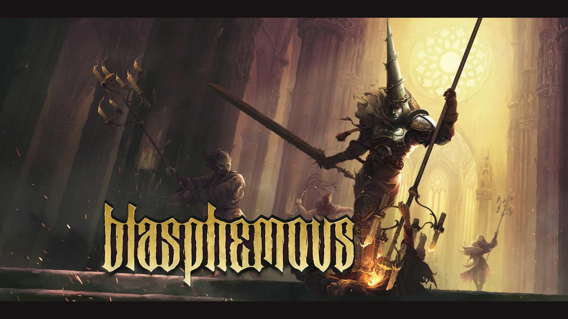 blasphemous release