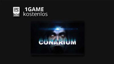 conarium kostenlos epic games store