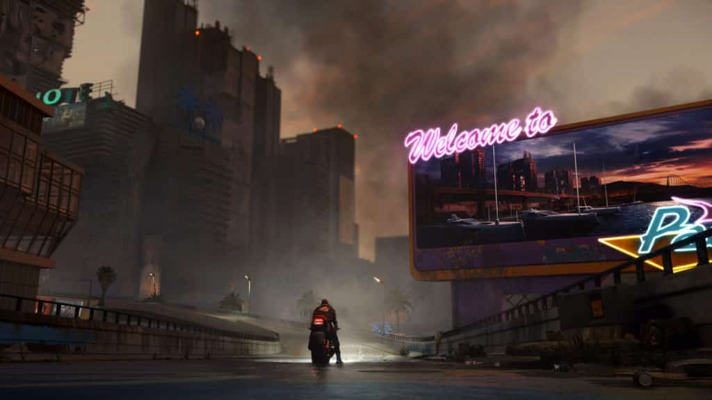 cyberpunk 2077 screenshot 4