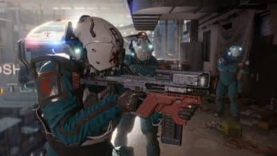 cyberpunk 2077 screenshot 7