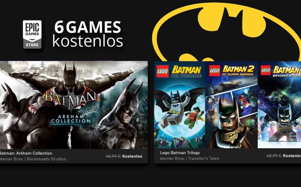 epic games batman free week
