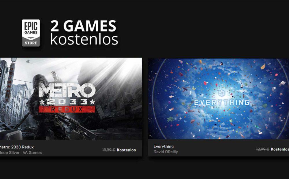 epic games metro 2033 redux everything