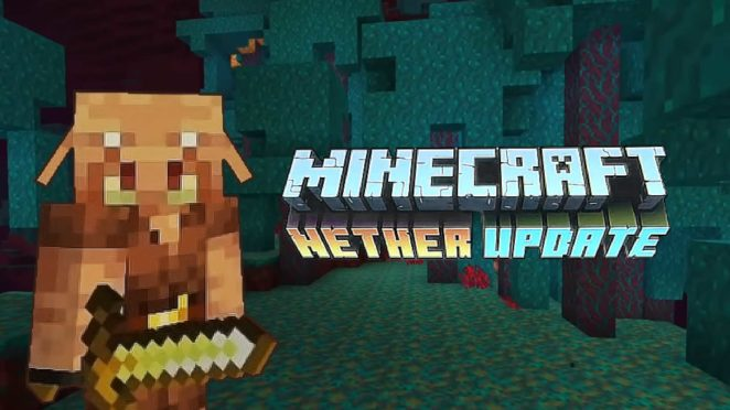minecraft nether update
