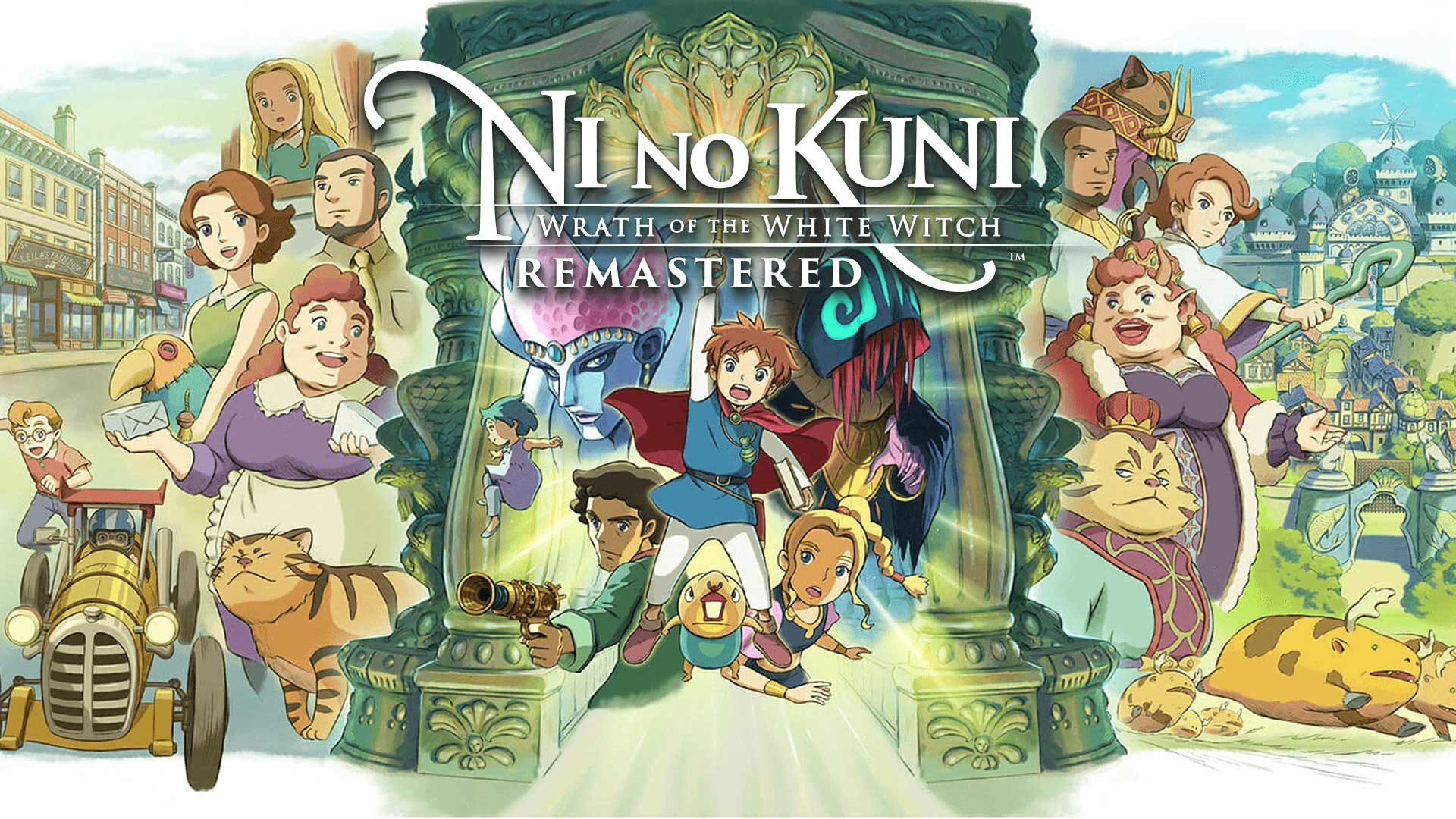 ni no kuni 1 remastered pc