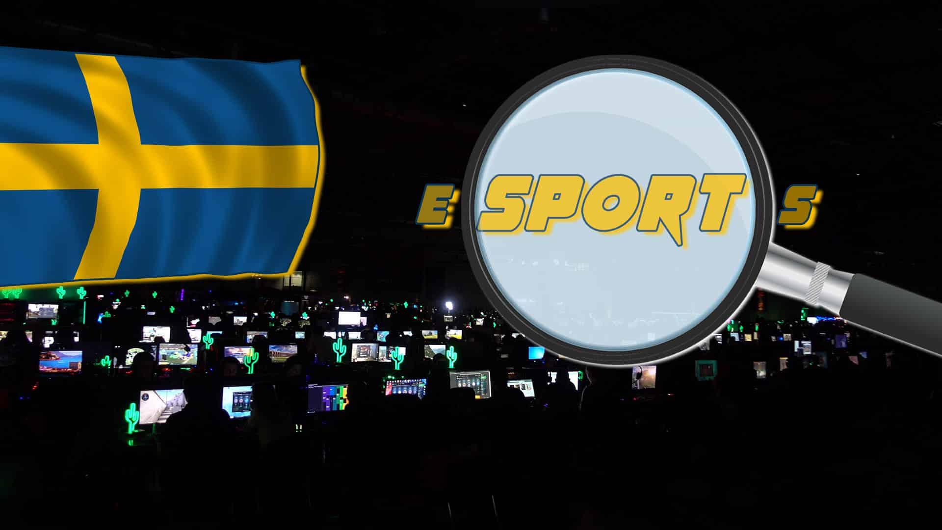 schweden eSport header