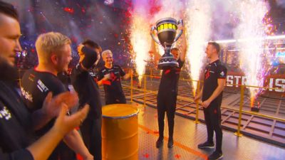 starladder major astralis sieger