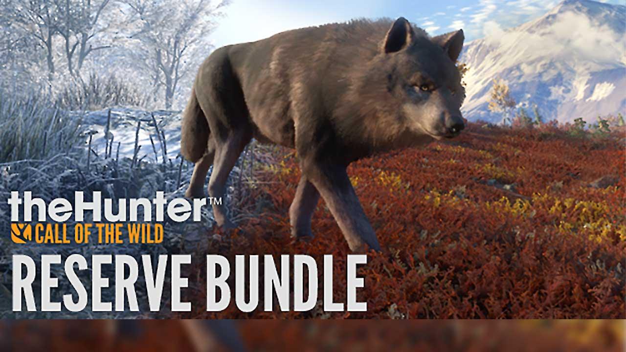 thehunter cotw reserve bundle