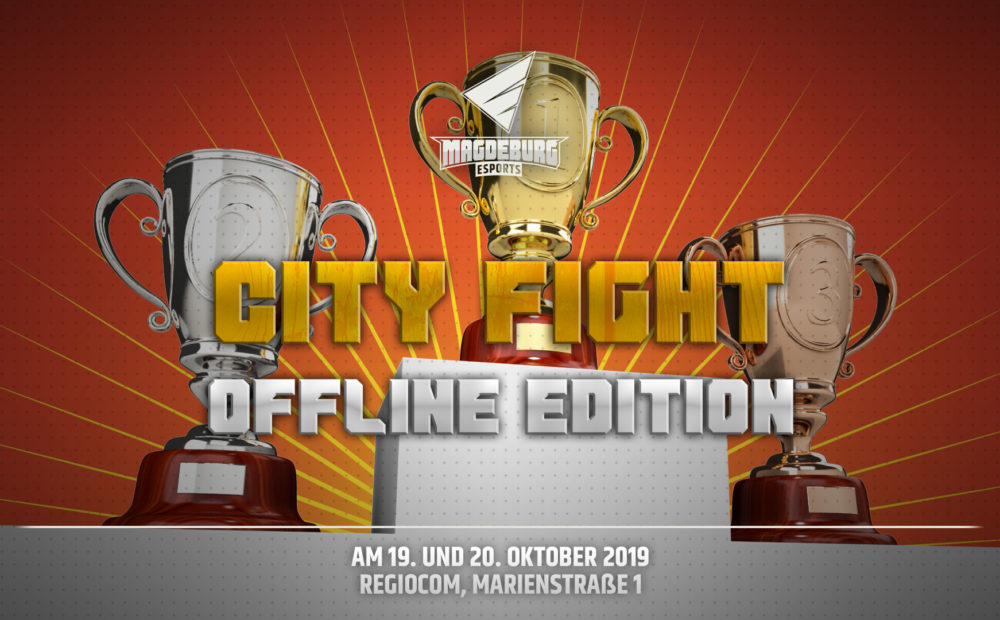 Ankündigung Banner City Fight offline edition neu babt