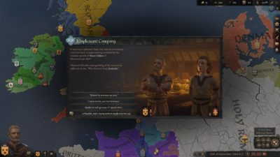 Crusader Kings III Screen 03