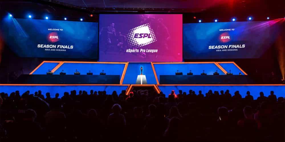 ESPL Live Event Visual babt