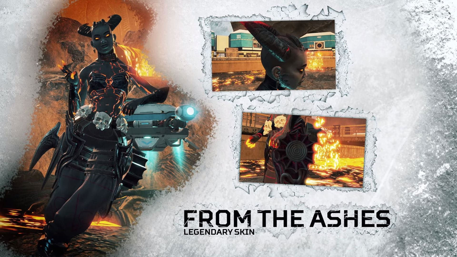 From The Ashes Lifeline babt