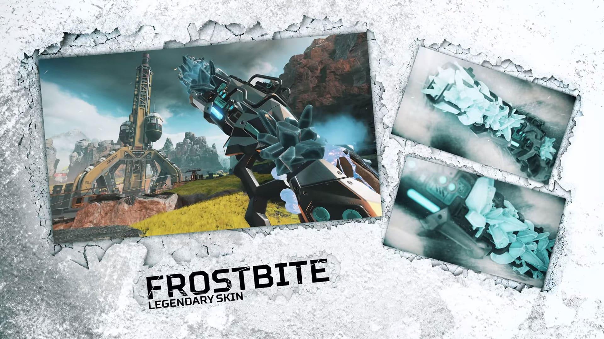 Frostbite Peacekeeper babt