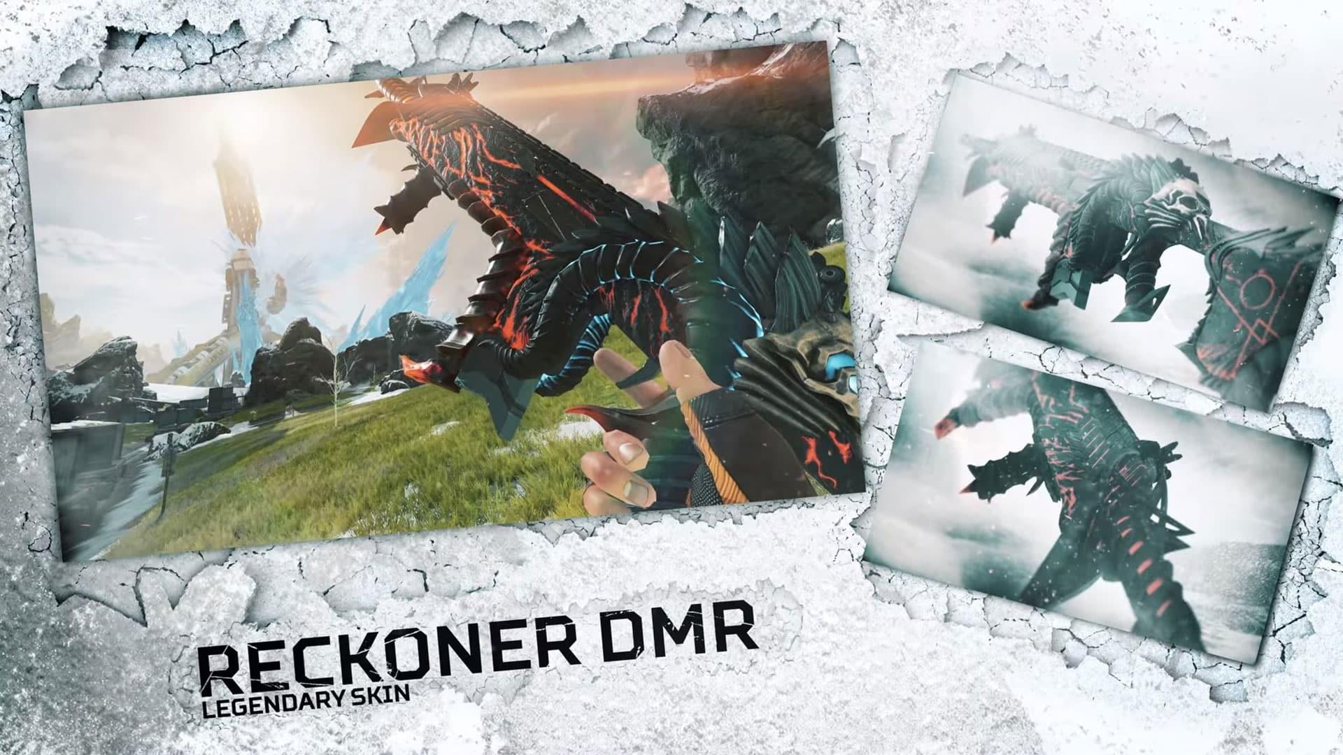 Reckoner DMR babt