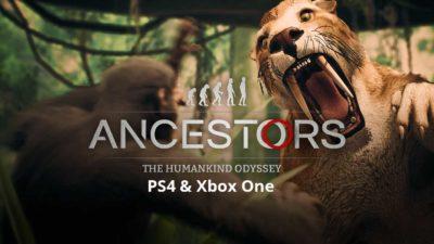 ancestors konsole
