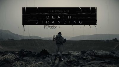 death stranding cover