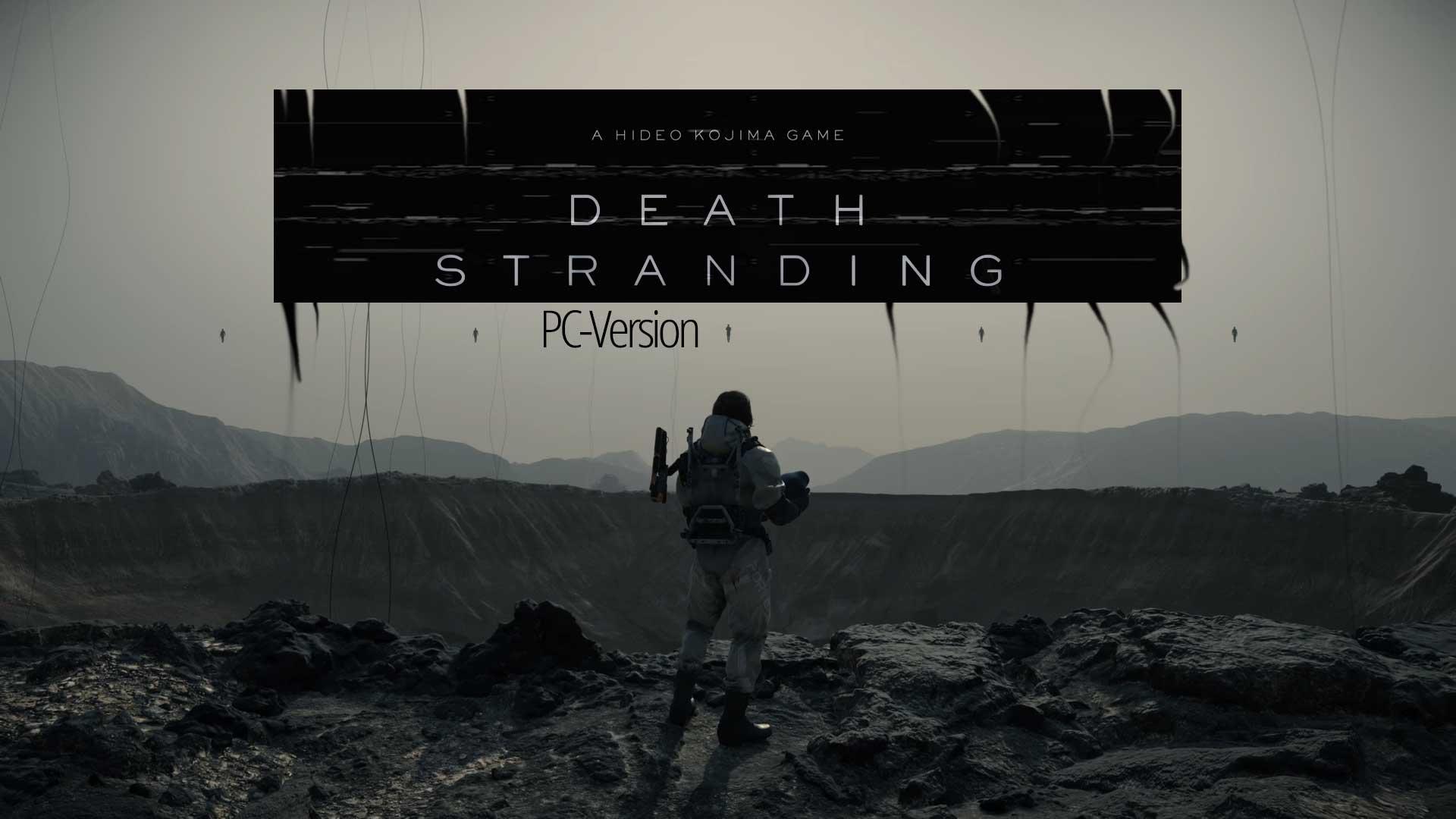 death stranding cover