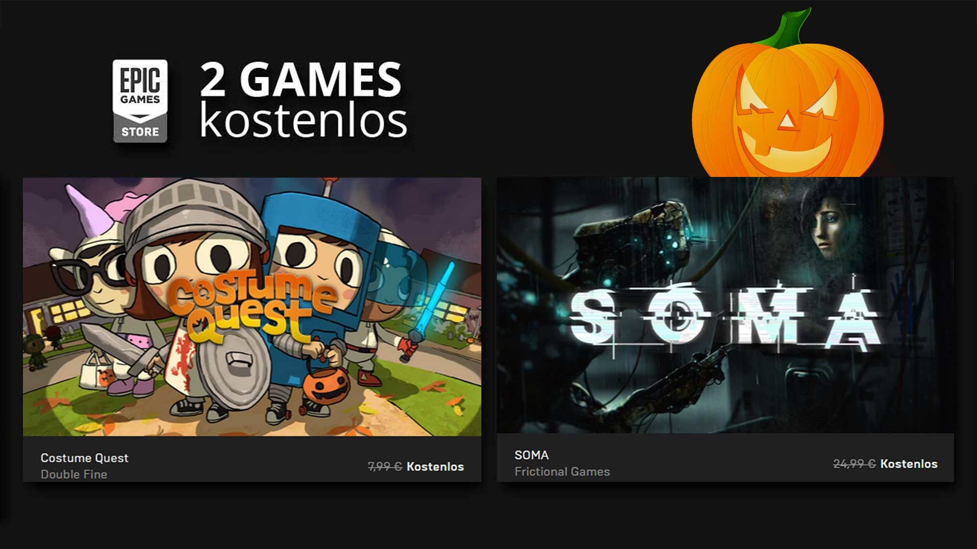 epic games costume quest soma halloween