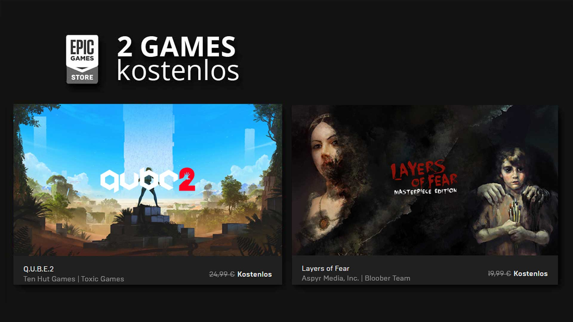 epic games qube2 layers of fear