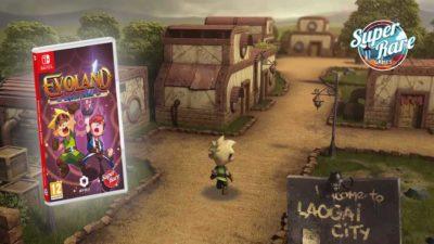 evoland legendary edition switch