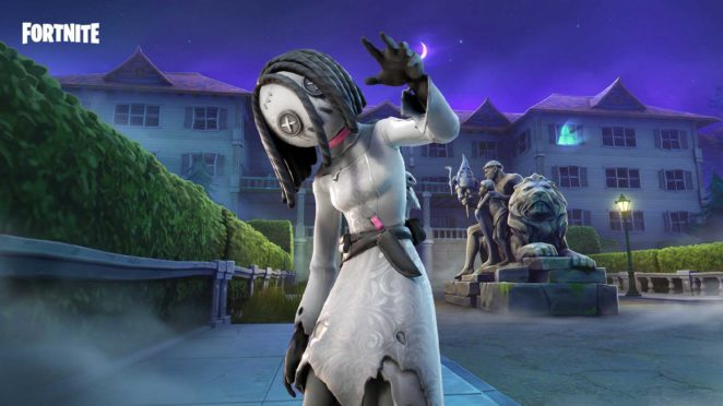 fortnite willow HauntedHotel
