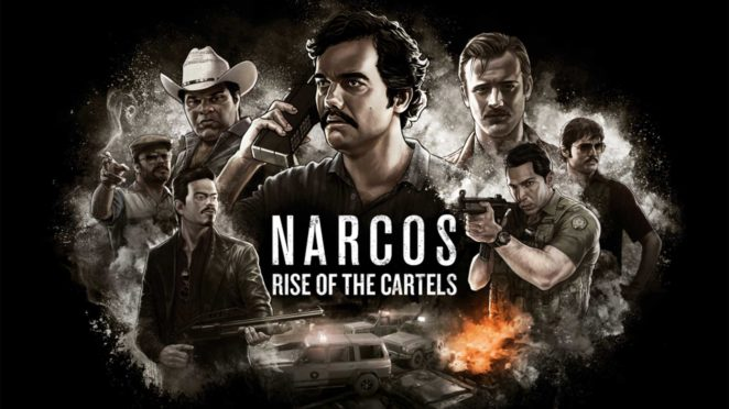 narcos rise of the cartels game netflix