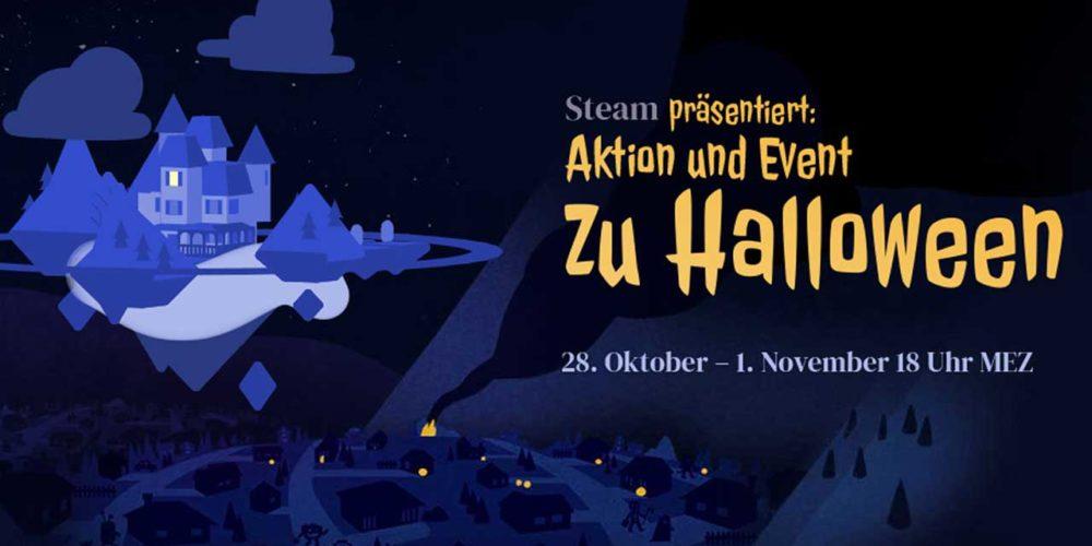 steam halloween 2019