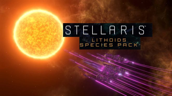 stellaris lithoids pack