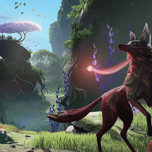 1 Main Screenshot Wolf