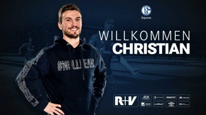 Christian Knoth FIFA Coach Schalke babt