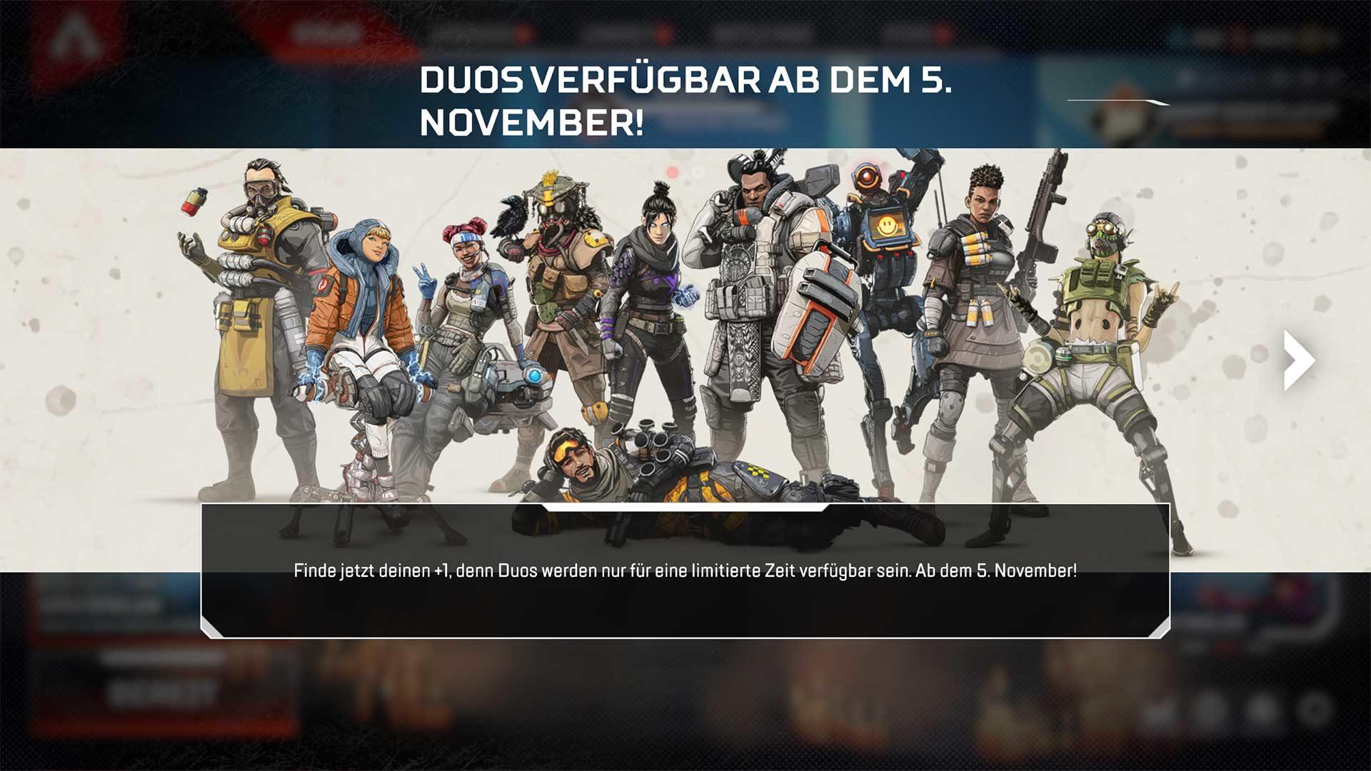 Duos IG Screen